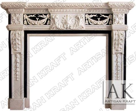 marble fireplace mantels fireplace surrounds carved delaware marble fireplace artisan kraft