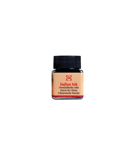 Talens Indian Ink Black 30ml Tinta China tinta china indian ink 30ml talens tienda venta