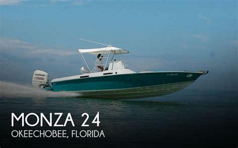 used boats for sale in okeechobee fl 1980 monza 24 high performance boat for sale in okeechobee fl