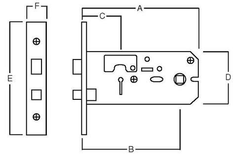 bathroom mortice lock sizes union 2077 3 lever horizontal mortice lock www