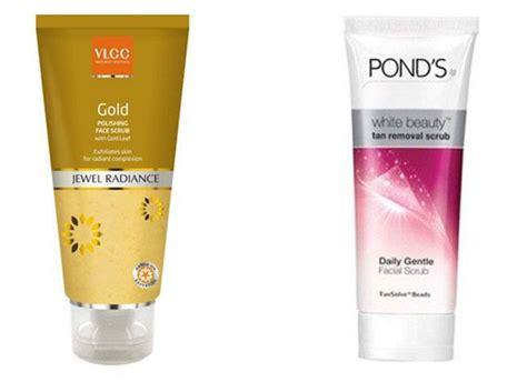 Ponds Whitening Exfoliating Scrub exfoliators for every skin type