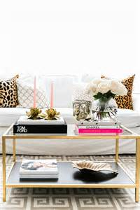 Chic Coffee Table Books Chic Glam Living Room Pictures Photos And Images For