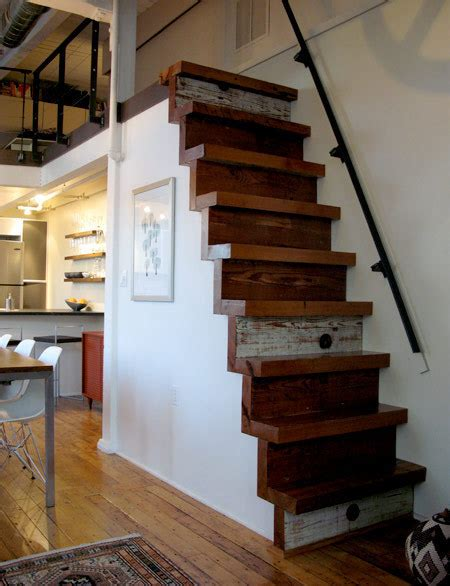 how to build stairs in a small space vintage chic 183 blog decoraci 243 n vintage diy ideas para