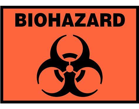 printable biohazard label printable biohazard symbols