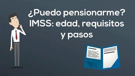 pension del seguro social imss pensionartecom imss