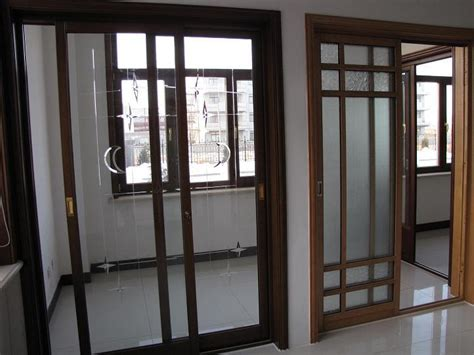 Wooden Patio Doors China Eropean Tilt Sliding Solid Wood Aluminium Clad