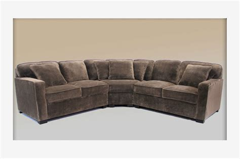 Soft Sectional Sofas F Traditional Chocolate Prem Soft Microfiber Sectional Sofa