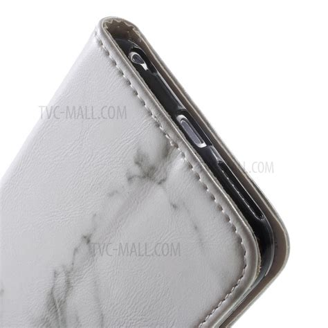 Iphone 6 6s Plus Marble Texture Gray Hardcase marble texture wallet leather cover for iphone 6s plus 6 plus grey tvc mall