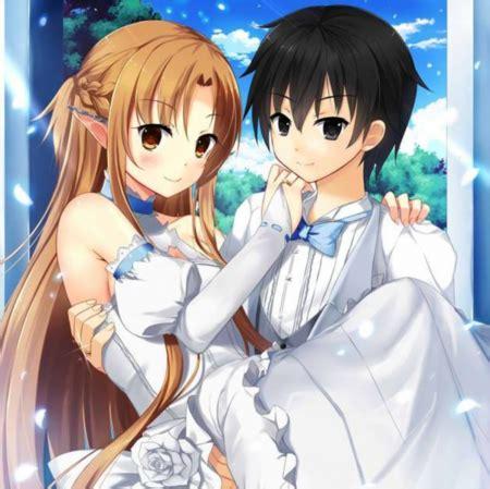 G Anime List by Kirito X Asuna Anime And Wallpapers And