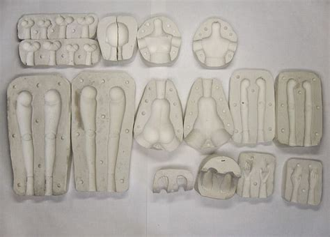 jointed doll molds 178 best images about jointed doll on