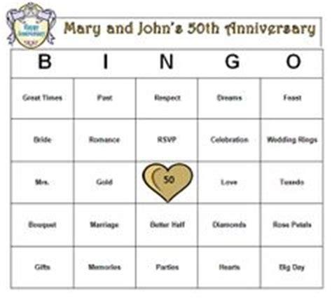 Anniversary Trivia   Anniversary Party Game   50th