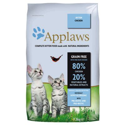 Nature Bridge Cat Food For All Stages 1 5kg applaws kitten food great deals on cat food at zooplus