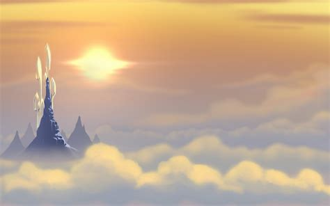 wallpaper background game above the clouds the background of the game bejeweled 3