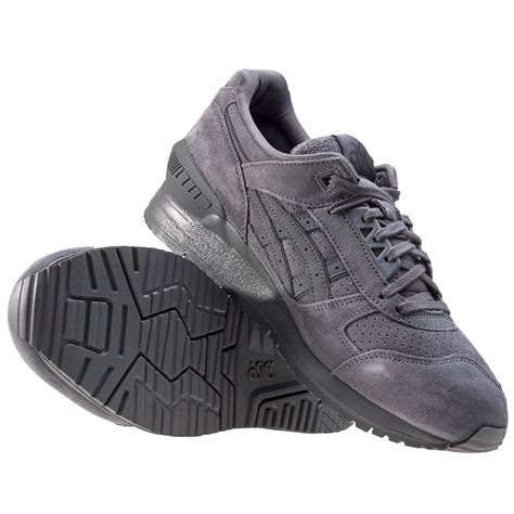 Asics Onitsuka Tiger Made In Replika 5 asics onitsuka tiger gel respector mens trainers in grey