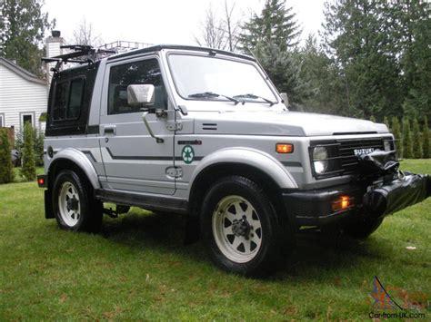 Suzuki Samurai Removable Hardtop Suzuki Samurai Jx Clean Removable Two Top