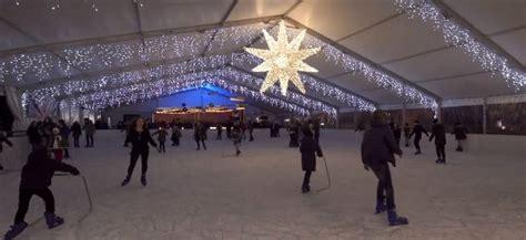giardino inglese palermo eventi quot palermo on 2017 quot pista di pattinaggio su ghiaccio al