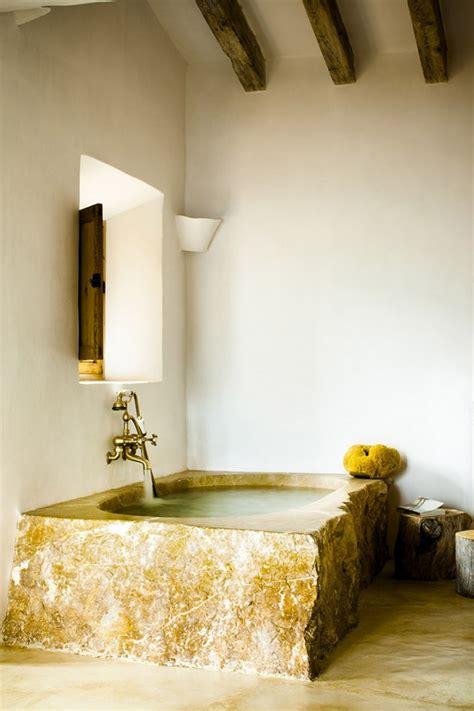 Bohemian Style Bathroom by 23 Bohemian Bathroom Designs Decoholic