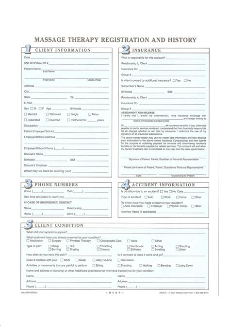 therapy intake form template intake form word website of jiceheme