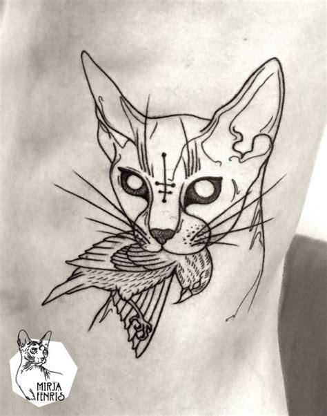 cat man tattoo died excellent cat ideas part 4 tattooimages biz