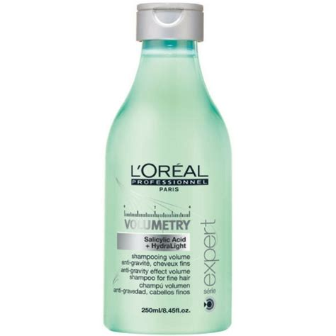 loreal sho 250 ml l or 233 al volumetry shoo 250 ml gl design
