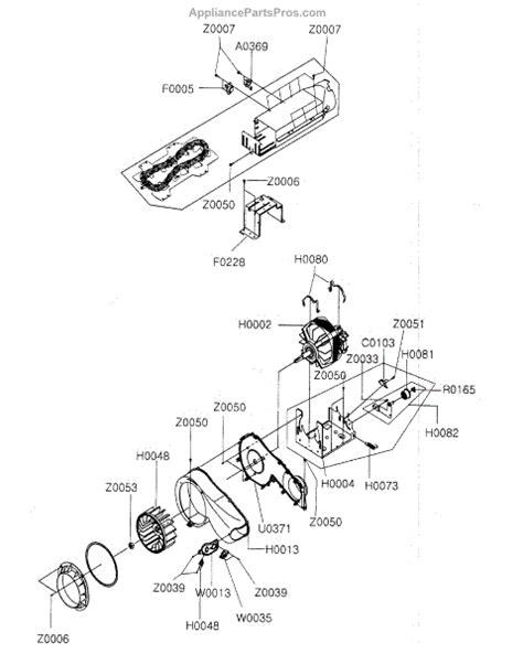 samsung dryer parts diagram samsung dc47 00016a thermal fuse appliancepartspros
