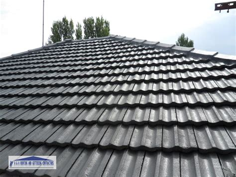 Roof Tile Paint Roof Tile Painting A A Roofing And Guttering Contractors