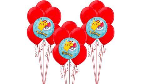 Balon Pokemonball balloons city