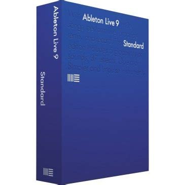 Ableton Live 9 Lite by Ableton Live 9 Upgrade From Live 9 Lite Pc Mac Daw