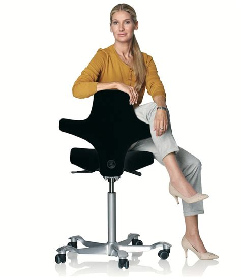 sedia hag h 197 g capisco 8126 ergonomic chair