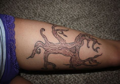 family tree tattoo on arm 23 family tree tattoos creativefan