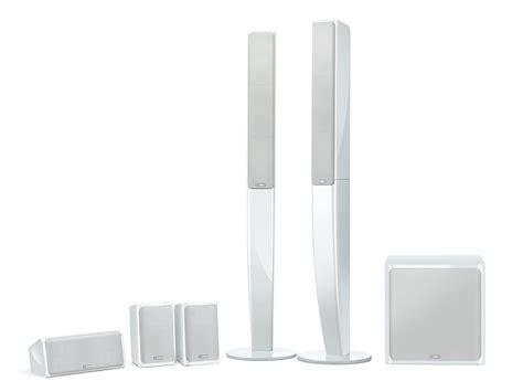 Yamaha Ns Pa40 Speaker 5 1ch Hitam ヤマハ 5 1chスピーカーパッケージ ns pa40 にホワイトモデル追加 エルミタージュ秋葉原