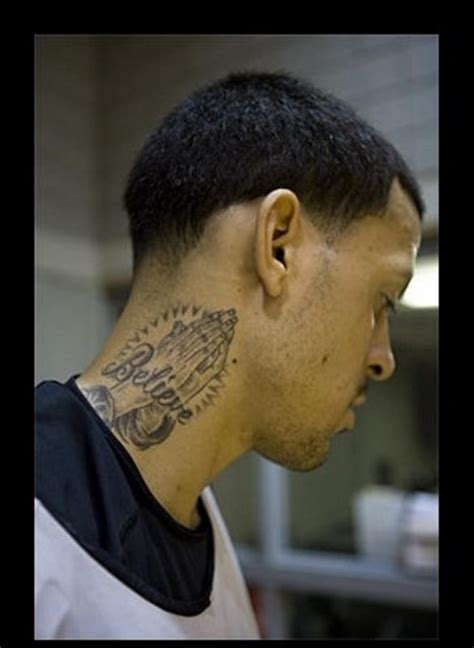 blessed tattoo behind ear 17 stunning blessed neck tattoos