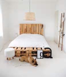 Homemade Bed Platform - wat kun je maken van pallets i love my interior