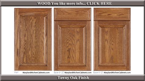 613 Oak Cabinet Door Styles And Finishes Maryland Kitchen Cabinet Door Finishes