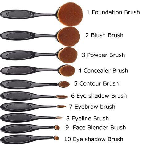 1pc Makeup Powder Blush Brush Intl 1pc powder contour blush foundation oval brush