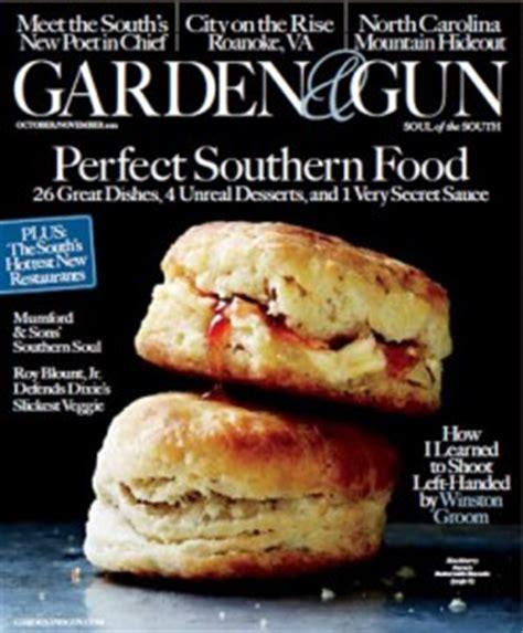 Garden & Gun Magazine Subscription for $3.99 :: Southern ... Garden And Gun Cover