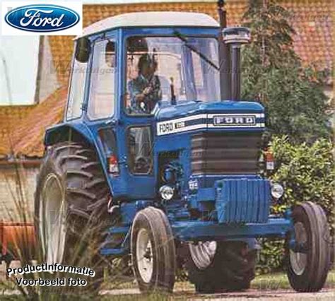 ford  ford machinery specifications machinery