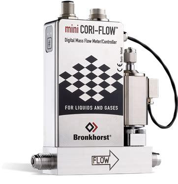 Mini Flow 2 by Mini Cori Flow Liquid Bronkhorst