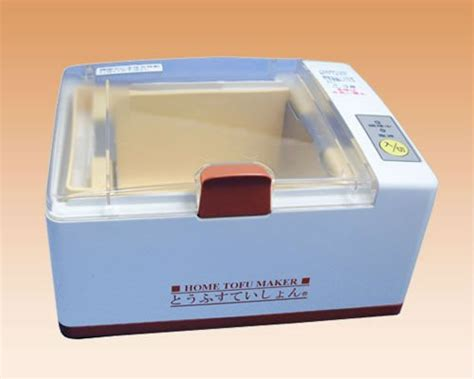 Compact Tofu Making Machine For Home Use Japan Other