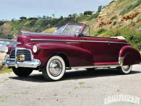 Chevrolet Convertible Cars 1942 Chevrolet Convertible Lowrider Magazine