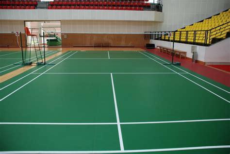 badminton mewarnai gambar dan ukuran lapangan badminton standar internasional