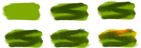 grass pattern drawing how i draw grass by ryky on deviantart