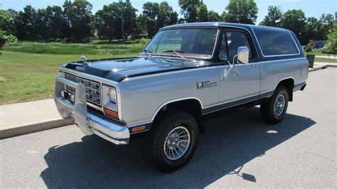 dodge ramcharger  denver