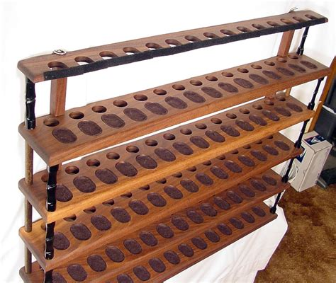 tobacco pipe rack plans pipe rack plans