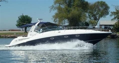 freshwater sea ray boats for sale 2005 sea ray 420 sundancer fresh water power boat for