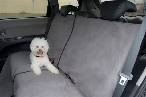 seat protector for dogs canine friendly canine car seat protector