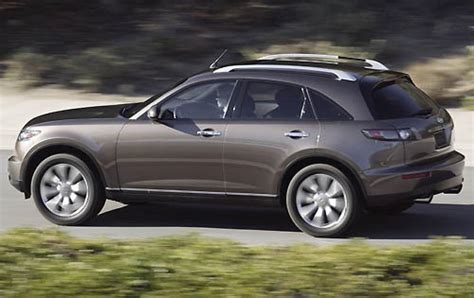 2007 Infiniti Fx35 Information And Photos Zombiedrive