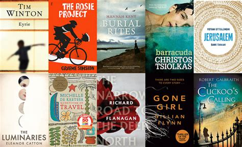 best book of 2013 the 100 bestselling books at readings in 2013