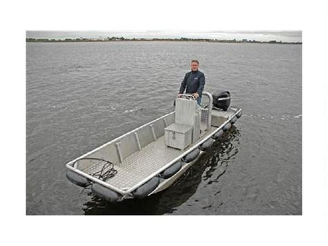 jon 518 heavy duty in friesland power boats used 91005 - Heavy Duty Aluminum Jon Boats