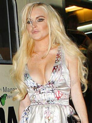 Fashion Faceoff Lindsay Vs fashion week lindsay lohan vs